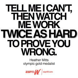 TELL I CANT,