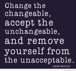 Change the 