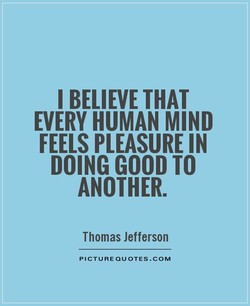 BELIEVE THAT