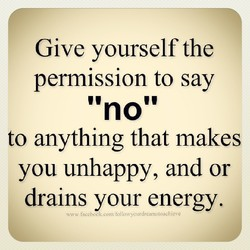 Give yourself the 