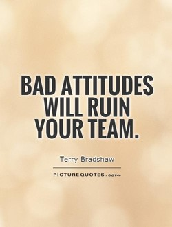 BAD ATTITUDES 