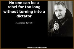 No one can be a 