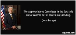 The Appropriations Committee in the Senate is 
