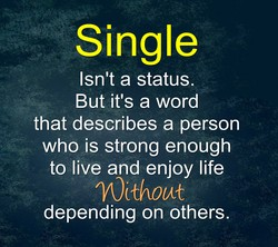 Single 