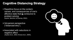 Cognitive Distancing Strategy 