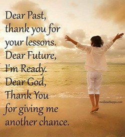 Dear Past, 