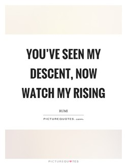 YOU'VE SEEN MY 