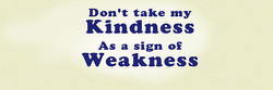 Don't take my 