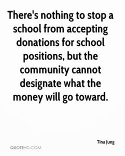 There's nothing to stop a 