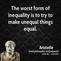 The worst form of 