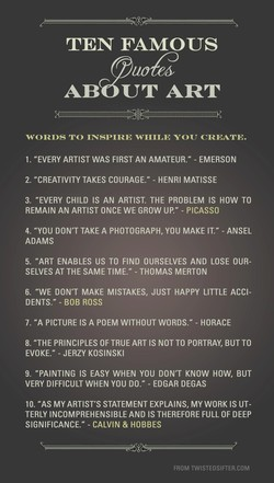 TEN FAMOUS 
