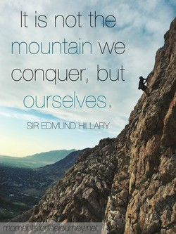 It is not the