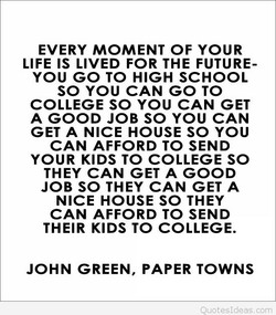 EVERY MOMENT OF YOUR 