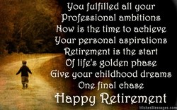 you fulfilled all gour 