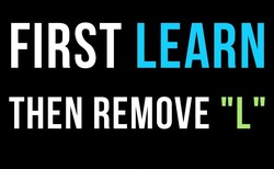 FIRST LEARN 