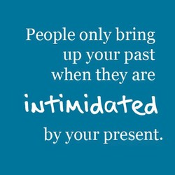 People only bring