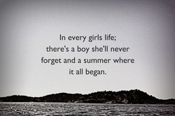 In every girls life; 