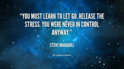 GO. RELEASE THE 