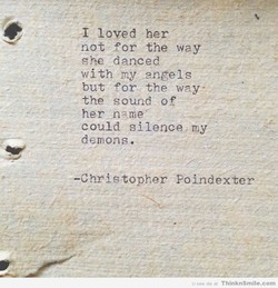 I loved -her 