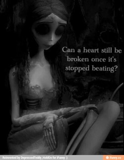 Can a heart still be