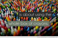 is about using the