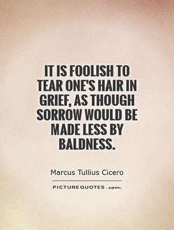 IT IS FOOLISH TO 