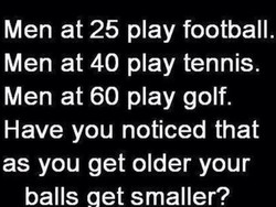 Men at 25 play football. 