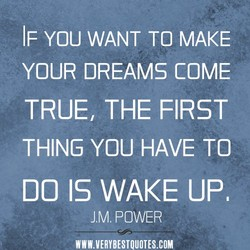 IF YOU WANT TO MAKE 