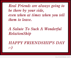 Real Friends are always going to 
