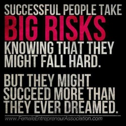 SUCCESSFUL PEOPLE TAKE 