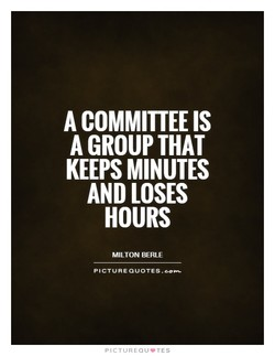 A COMMITTEE IS