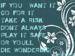 IF you WANT IT •0 