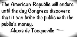 The American Republic will endure 
