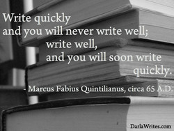 rite quickly 