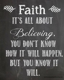 Faith