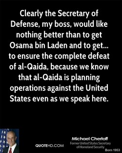 Clearly the Secretary of 