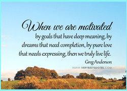 61D/ten we ate motivated