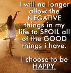 I will no longer 