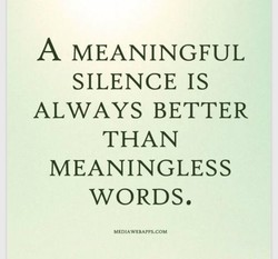 A MEANINGFUL 