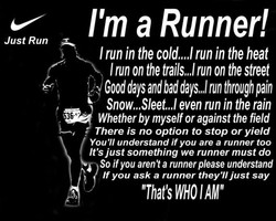 I'm a Runner! 
