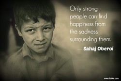 Only strong 