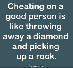 Cheating on a 