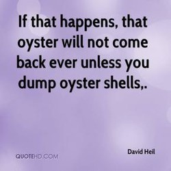 If that happens, that 