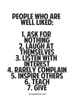 PEOPLE WHO ARE 
