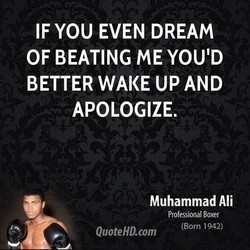 IF YOU EVEN DREAM 