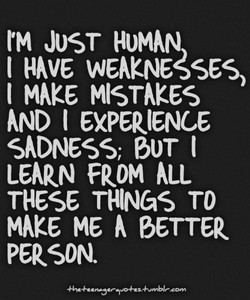 JUST HUMAN