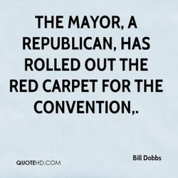 THE MAYOR, A 