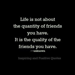 Life is not about 
