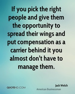 If you pick the right 