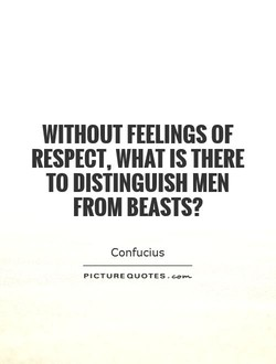 WITHOUT FEELINGS OF 